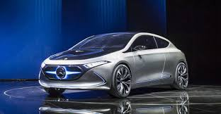 mercedes electric car will mercedes build this electric car business