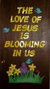 Religious Easter Door Decorations by Inner Beauty Motivation On The Good And Bad Days Pinterest