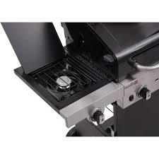 char broil 3 burner ir grill black walmart com