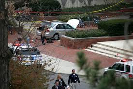 university of iowa thanksgiving break ohio state university attacker shot dead after leaving 11 injured