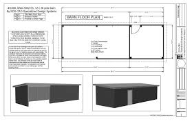 Barn Building Plans Free Barn Plans U2013 Barn Blueprints And Plans