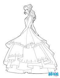 belle coloring pages hellokids com