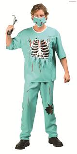 scary costume scary e r doctor costume