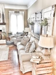 Best  Farmhouse Living Rooms Ideas On Pinterest Modern - Cozy decorating ideas for living rooms