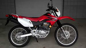 2008 honda crf230l for sale at honda of chattanooga used