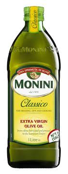 extra light virgin olive oil first national listing for monini extra virgin olive oil