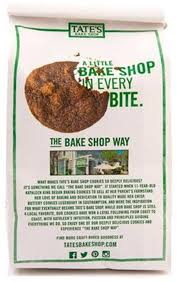 Tate S Cookies Where To Buy Tates Bake Shop Gluten Free Double Chocolate Chip Cookies 7 Oz