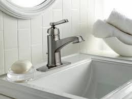 Moen Single Handle Bathroom Faucet by Single Handle Bathroom Faucet For Small Bathrooms Inspiration
