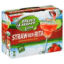Bud Light Alcohol Content Bud Light Lime Straw Ber Rita 12pk 8oz Cans Target