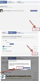 membuat facebook yg baru panduan lengkap cara daftar dan membuat akun facebook dengan hp email