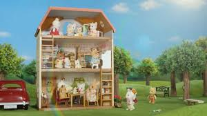 3 story house sylvanianfamilies 3story house