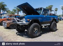 bronco jeep 2017 buena park usa april 30 2017 ford bronco on display during