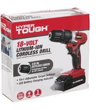hyper tough led shop light hyper tough 18v lithium ion cordless drill driver walmart com