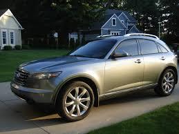 infinity car blue infiniti fx35 awd u2013 unlimited auto imports llc