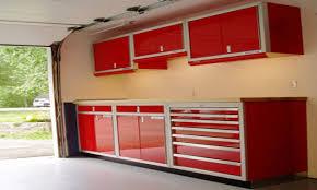 Garage Storage Cabinets Metal Garage Storage Cabinets Ideas Tips Installing Metal Garage