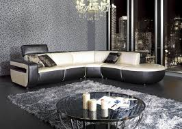 brilliant black and white living room decor ideas with