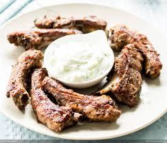 greek ribs recipe recipeland com