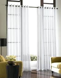 Curtains For Large Windows Inspiration Curtain Ideas For Large Sliding Glass Doors Collection In Curtain