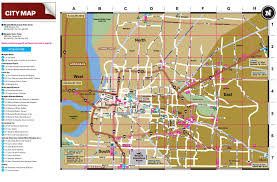 Map Of Tennesse Map Of Memphis Attractions Map Of Memphis Tn Attractions