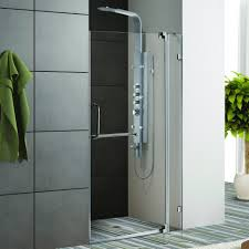 bathroom 2017 luxury small shower room design with glass door