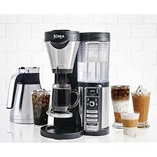 clean light on ninja coffee bar ninja coffee bar with auto iq and thermal carafe 4 brew types