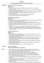 resume template administrative w experience project 211 lancaster scheduling resume sles velvet jobs