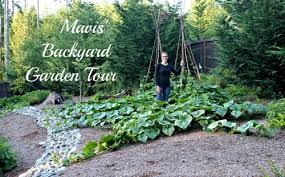 how to grow your own food u2013 mavis u0027 vegetable garden tour one