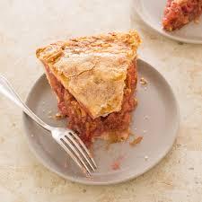 strawberry rhubarb pie america u0027s test kitchen