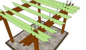 Pergola Blueprints by Free Gazebo Construction Plans Pergola Design Ideas