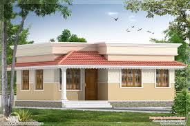 unbelievable design plans of small houses in kerala model 13 low