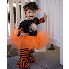 Pumpkin Princess Halloween Costume Haute Baby Pumpkin Patch Princess Halloween Tutu Pinkies