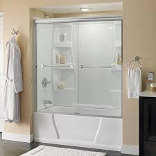 designs amazing bathtub shower door installation instructions 38