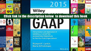 free download wiley not for profit gaap 2015 interpretation and