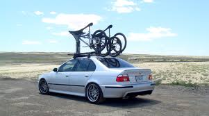 Porsche 911 Bike Rack - blacked out roof rack and bike carrier page 6 bmw m5 forum and