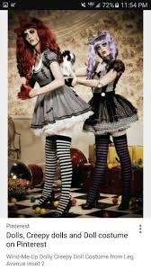 Creepy Doll Costume 13 Best Dolls Images On Pinterest Halloween Ideas Voodoo Dolls