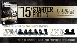 siege https the rainbow six siege starter edition has one big flaw
