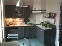 relooker une cuisine cuisine relookée en gris recouvrir mes meubles de cuisine pinacotech