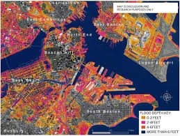 boston city map maps exploring a drowning city wgbh