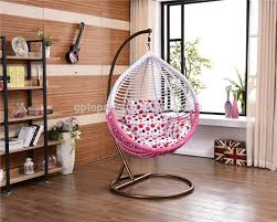 hanging chair from ceiling bedroom swing bubble amazon the stella