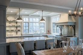 Industrial Pendant Lighting For Kitchen Industrial Pendant Lighting Kitchen Traditional With Gray Cabinets