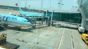 from incheon international airport to hk international airport