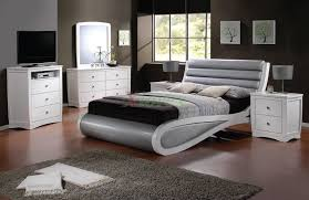 modern bedroom chair magnificent modern living room leather bed