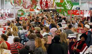 rush at target in black friday why black friday shopping doesn u0027t ruin the holiday spirit