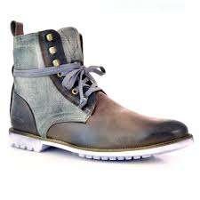 Mens Grey Boots Boot Yc