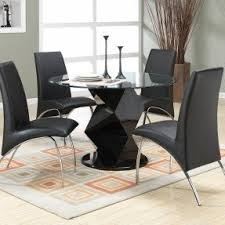 Modern Round Dining Room Tables Modern Round Dining Table Visualizeus