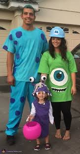 sully costume monsters inc costume contest at costume works