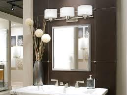vintage bathroom lighting in a vintage bathroom with a mirror