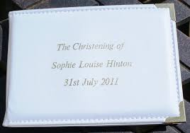 christening photo album christening photo album gifts mince his words