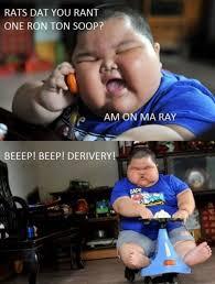 Fat Asian Baby Meme - i choke reopard rike dis imgur