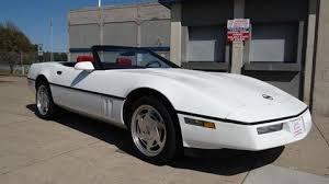 c4 corvette convertible for sale 1989 chevrolet corvette for sale carsforsale com